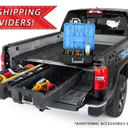Decked Bed Boxes for Ford Trucks – Free shipping & Dividers!