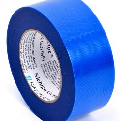 G-Tape Low Residue High Adhesion Tape – Blue – 2-Sided – 2″ x 65′